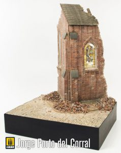 35533 RUINED CHURCH + Jorge Porto Del Corral