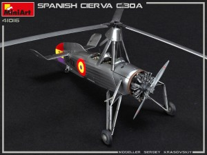Photos 41016 SPANISH CIERVA C.30A