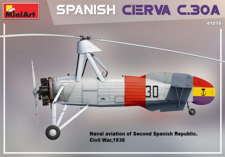 41016 スペインシェルヴァC.30A
