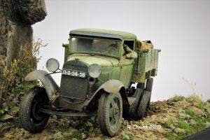 35127 GAZ-AAA CARGO TRUCK + Ricardo Chust Roig