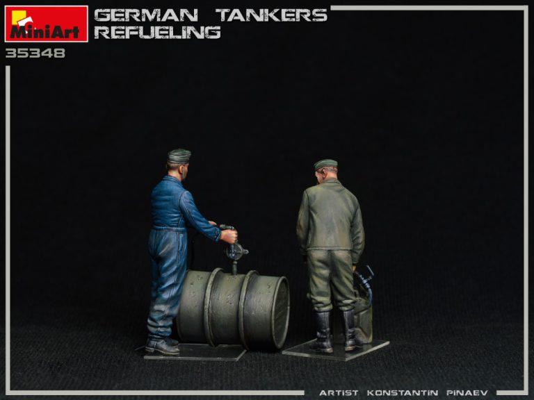 35348 GERMAN TANKERS REFUELING