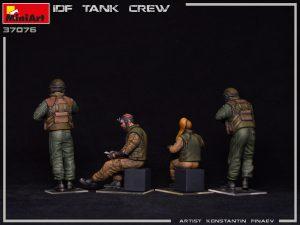 Photos 37076 IDF TANK CREW