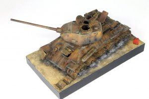 37071 EGYPTIAN T-34/85. INTERIOR KIT + Ilya Yut
