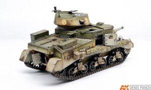 35217 GRANT Mk.I INTERIOR KIT + Denis Panov