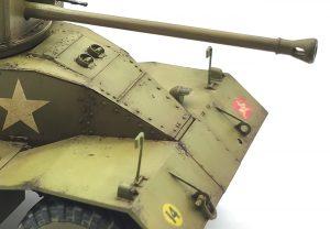 35159 AEC Mk.III ARMOURED CAR + Shestak Alexander