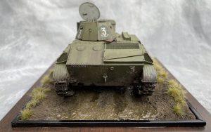 35237 T-60 SCREENED (PLANT NO.264 STALINGRAD) INTERIOR KIT + F. Matthews