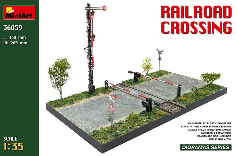 36059 RAILROAD CROSSING