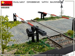 36059 RAILROAD CROSSING + Igor Sydorenko