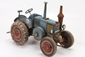 38029 GERMAN TRACTOR D8506 MOD. 1937 + Javier Redondo