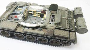 37020 T-55A MOD.1981 INTERIOR KIT