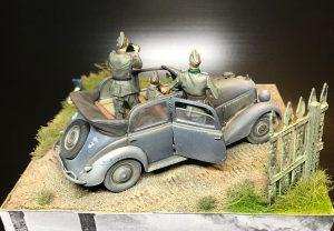 35103 MB TYPE 170V Cabrio Saloon + Andreas Borsos