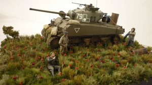 35246 SOVIET TANK CREW AT REST. SPECIAL EDITION + Denis Pozdnyakov