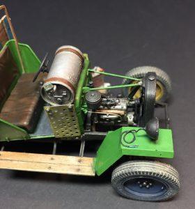 35603 TOOL SET + 35130 GAZ-MM Mod.1941 1.5t CARGO TRUCK + Andreas Wachtler