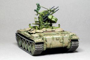 37023 T-55A LATE MOD. 1965 + Paul Osborne