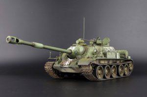 37042 SU-122-54 LATE TYPE + Olexandr Lystopad