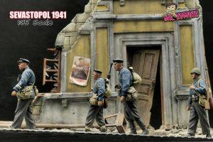 36005 SEVASTOPOL 1941 + E-Num Naronkorn Mr. Zombie