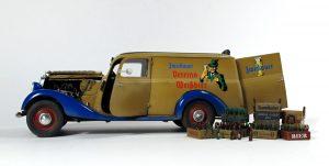 38035 LIEFERWAGEN TYP 170V GERMAN BEER DELIVERY CAR + Petr Bednarik