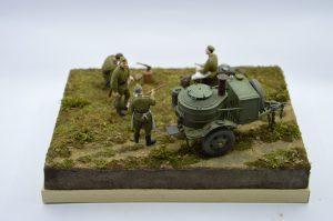 35061 SOVIET FIELD KITCHEN PK-42+ Shestak Alexander