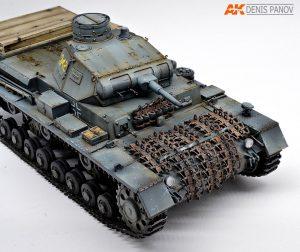 35213 Pz.Kpfw.III Ausf. D/B + Denis Panov