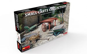 Content box 35621 SMALL CARTS COLLECTION