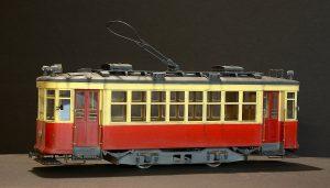 38020 SOVIET TRAM X-SERIES. EARLY TYPE + Bruce Treloar