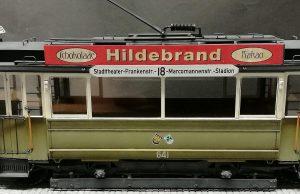 38003 GERMAN TRAMCAR 641 + Gregor Francikowski