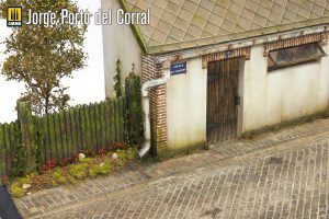 36032 DIORAMA WITH BARN + Jorge Porto Del Corral