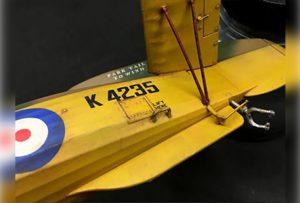 41008 AVRO 671 ROTA MK.I RAF + Glenn Cauley