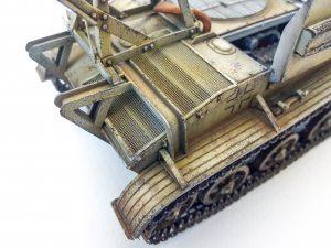 35238 BERGEPANZER T-60(r) INTERIOR KIT + Theodoros Kalamatas Modelling Workshop