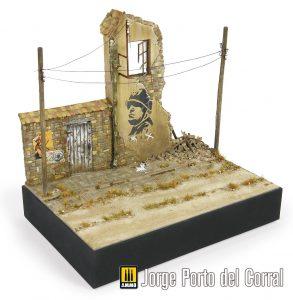 36050 FRENCH VILLAGE STREET + Jorge Porto Del Corral