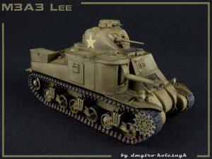 35279 M3A5 LEE + Dmytro Kolesnyk