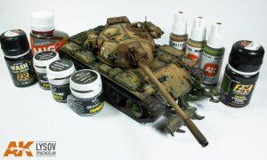 37024 T-55A MOD.1981 + Lysov Vyacheslav