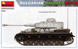 Side views 35328 BULGARIAN MAYBACH T-IV H
