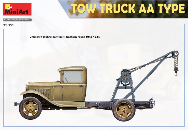35351 TOW TRUCK AA TYPE