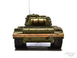 37002 T-44M SOVIET MEDIUM TANK + Alexey Balin