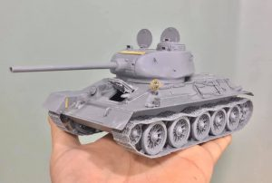 37085 T-34/85 CZECHOSLOVAK PROD. EARLY TYPE + Sungjun Jang