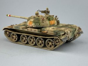 37068 T-55 POLISH PROD. + Armorsmith