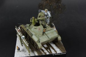 35237 T-60 SCREENED (PLANT NO.264 STALINGRAD) INTERIOR KIT + My Models by Bartłomiej Stawski