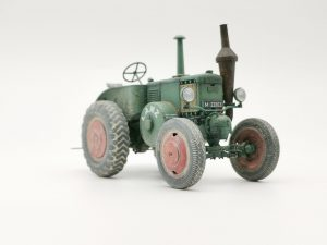 38029 GERMAN TRACTOR D8506 MOD. 1937 + B-On Scale Models