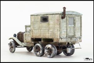 35183 GAZ-AAA w/Shelter + Nice Models