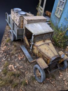 35130 GAZ-MM Mod.1941 1.5t CARGO TRUCK 35578 WATER PUMP SET 35582 LUGGAGE SET 1930-40s + Michael Volquarts Miniatures