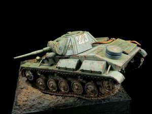 35194 T-70M SOVIET LIGHT TANK w/CREW. SPECIAL EDITION + Webmax's Cove