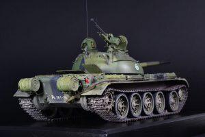 37007 T-54-3 SOVIET MEDIUM TANK. Mod 1951. INTERIOR KIT + Gennady Nemov