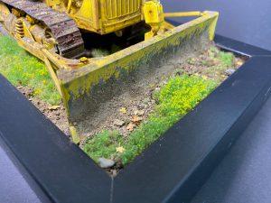 38022 U.S. BULLDOZER + Lilly-Art-Modellbau Arno Mosimann