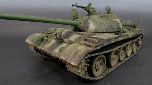 37064 T-55 Mod. 1970 WITH OMSh TRACKS + K-suke Tanaka