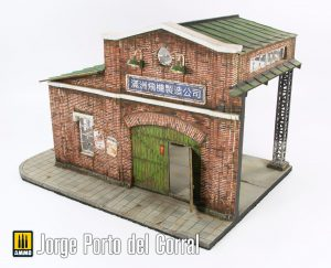 35511 RUINED GARAGE + Jorge Porto Del Corral