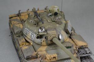 37074 T-55 CZECHOSLOVAK PRODUCTION + Sergey