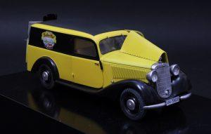 38035 LIEFERWAGEN TYP 170V GERMAN BEER DELIVERY CAR + Peter Shishkin