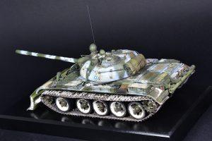 37064 T-55 Mod. 1970 WITH OMSh TRACKS + Gennady Nemov