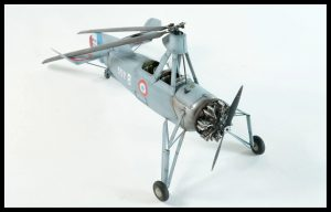 41007 LIORE-ET-OLIVER LeO C.30A Early Prod + Plastic wings